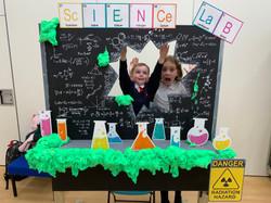 Science display 2