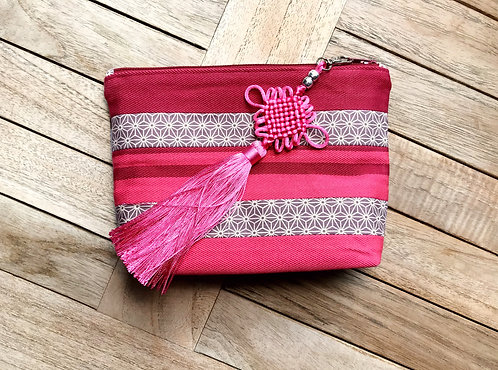 Luxury small pouch