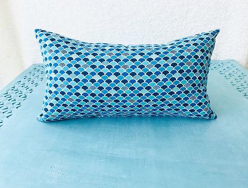 Rectangular cushion case