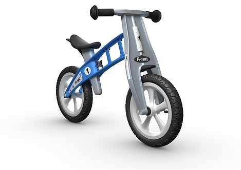 BASIC LIGHT BLUE (No Brake + non-air PU tires)