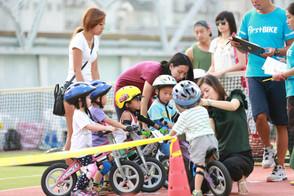 Kids Bike平衡車挑戰賽
