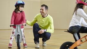 冠軍車手 卡德爾·伊凡斯 分享如何挑選平衡單車
