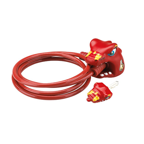 CHINESE DRAGON CABLE LOCK
