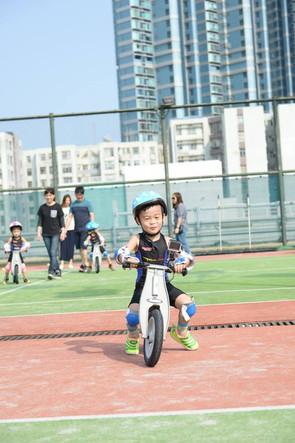 親子 balance bike體驗日花絮