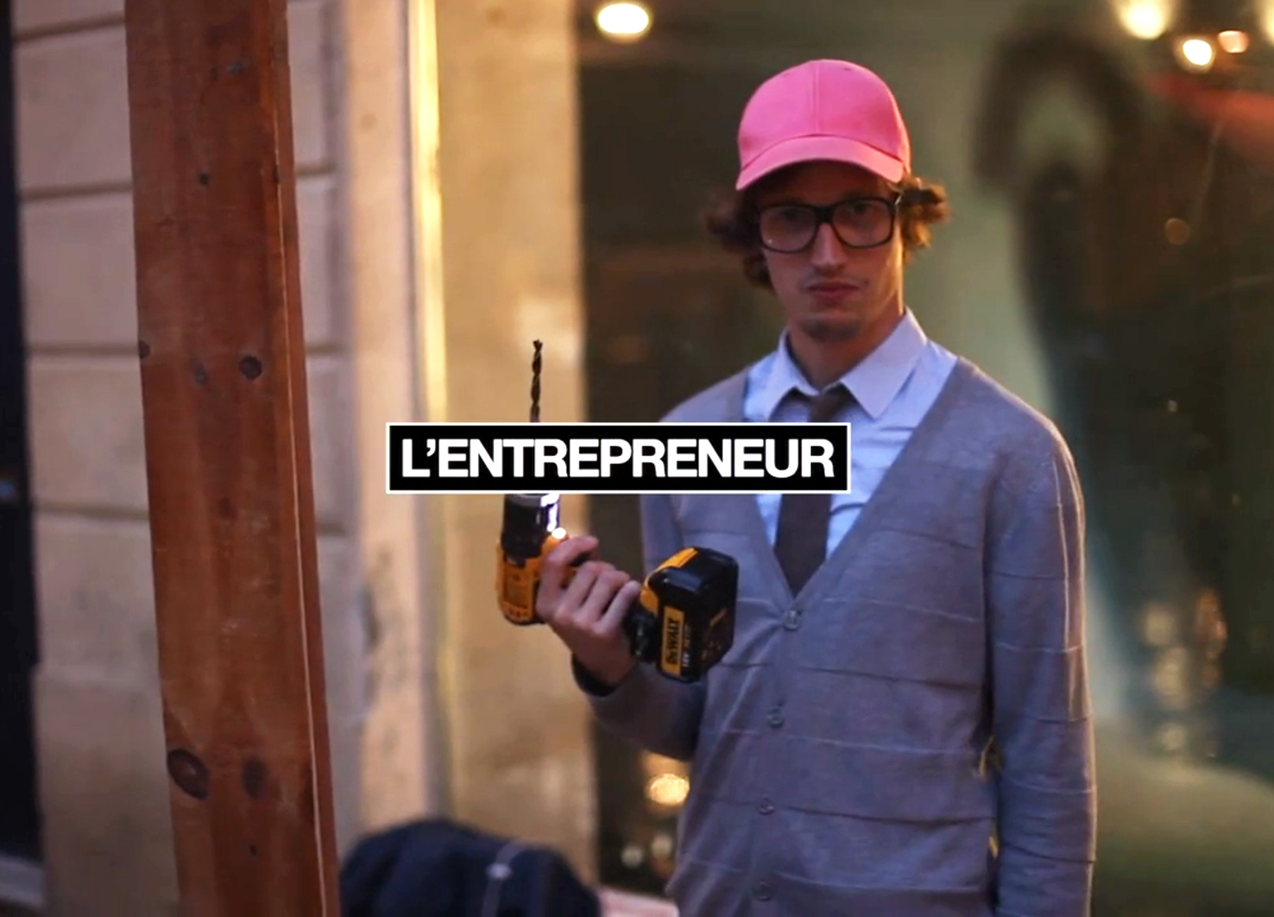 Laurent Kropf - L'entrepreneur
