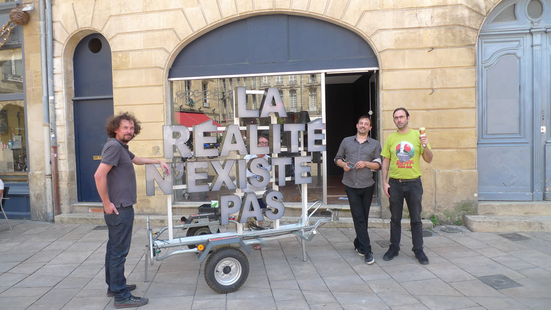 ALaPlage - La réalité n'existe pas