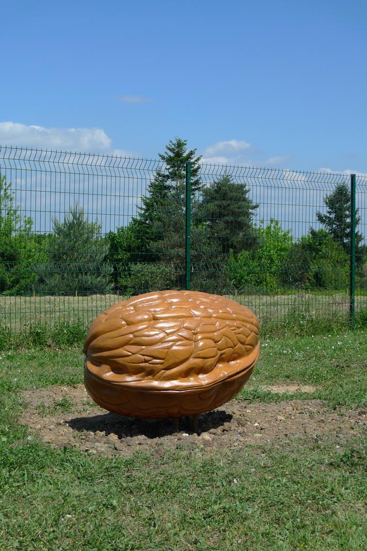 Laurent Le Deunff, Nuts, 2010.