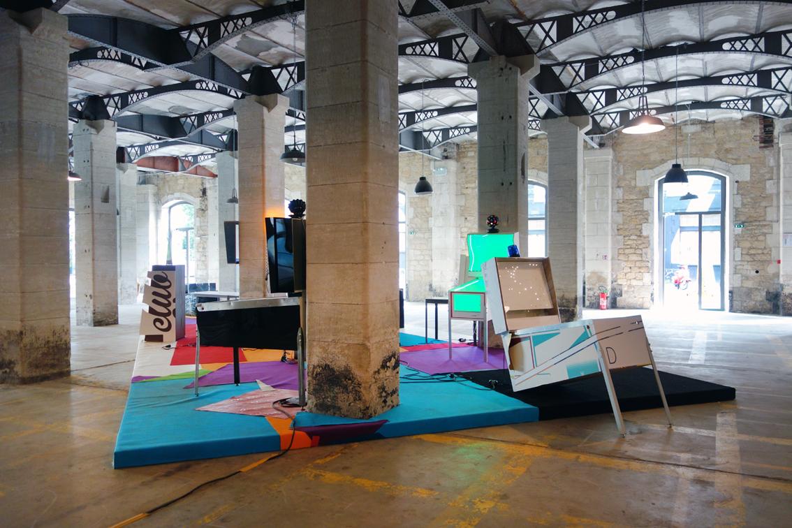 Residence Art Entreprise Remi Goussin Les Ortigues