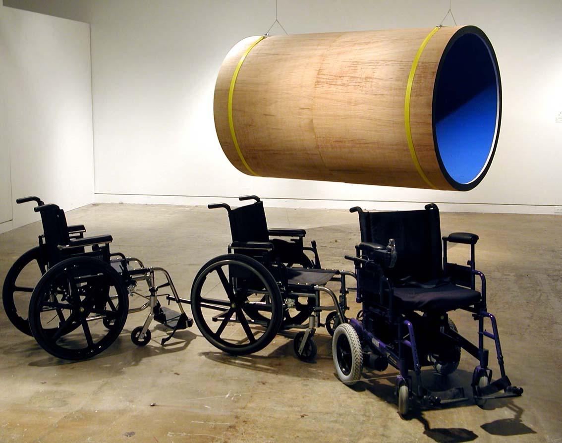 exposition art contemporain commissaire Zébra3 Buy-Sellf production fabrication
