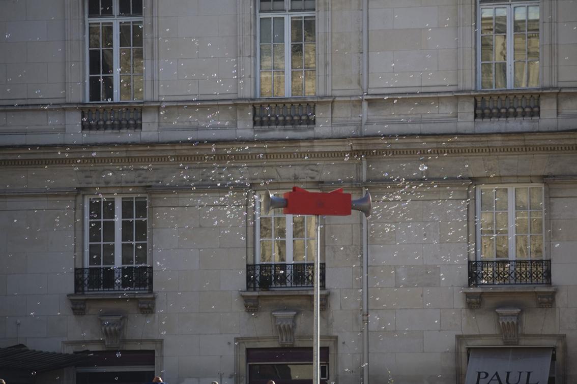 Hauts-parleur, Gare Saint Jean