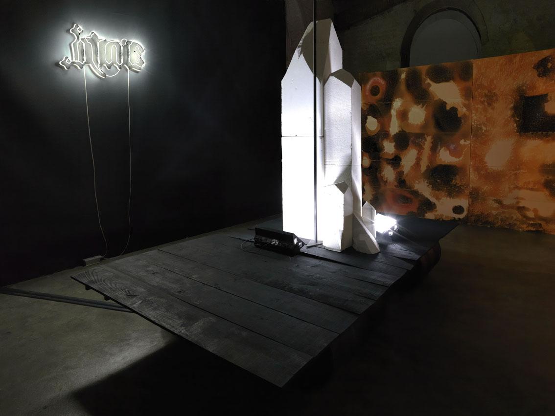 Retour vers le futur CAPC art contemporain Bruno peinado Zébra3 Buy-Sellf