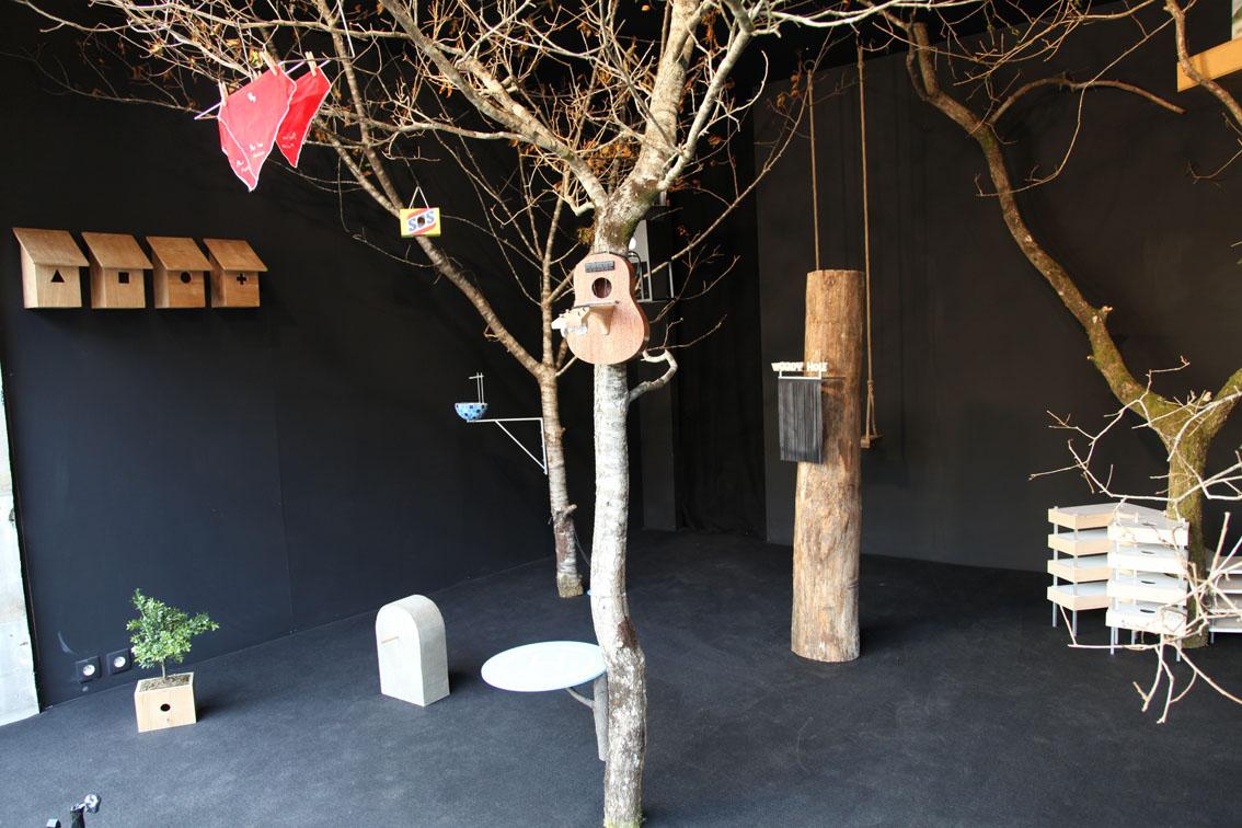 Commissariat pour un arbre #4