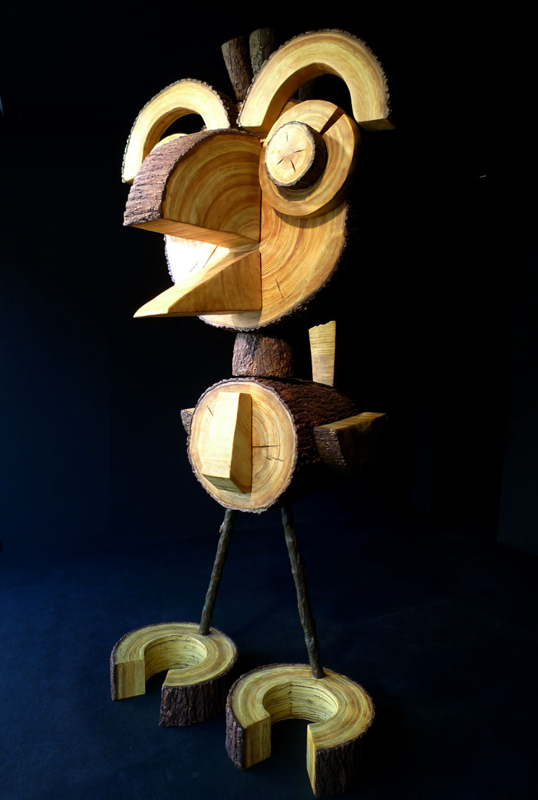 Vincent Kohler - Woody - 2013