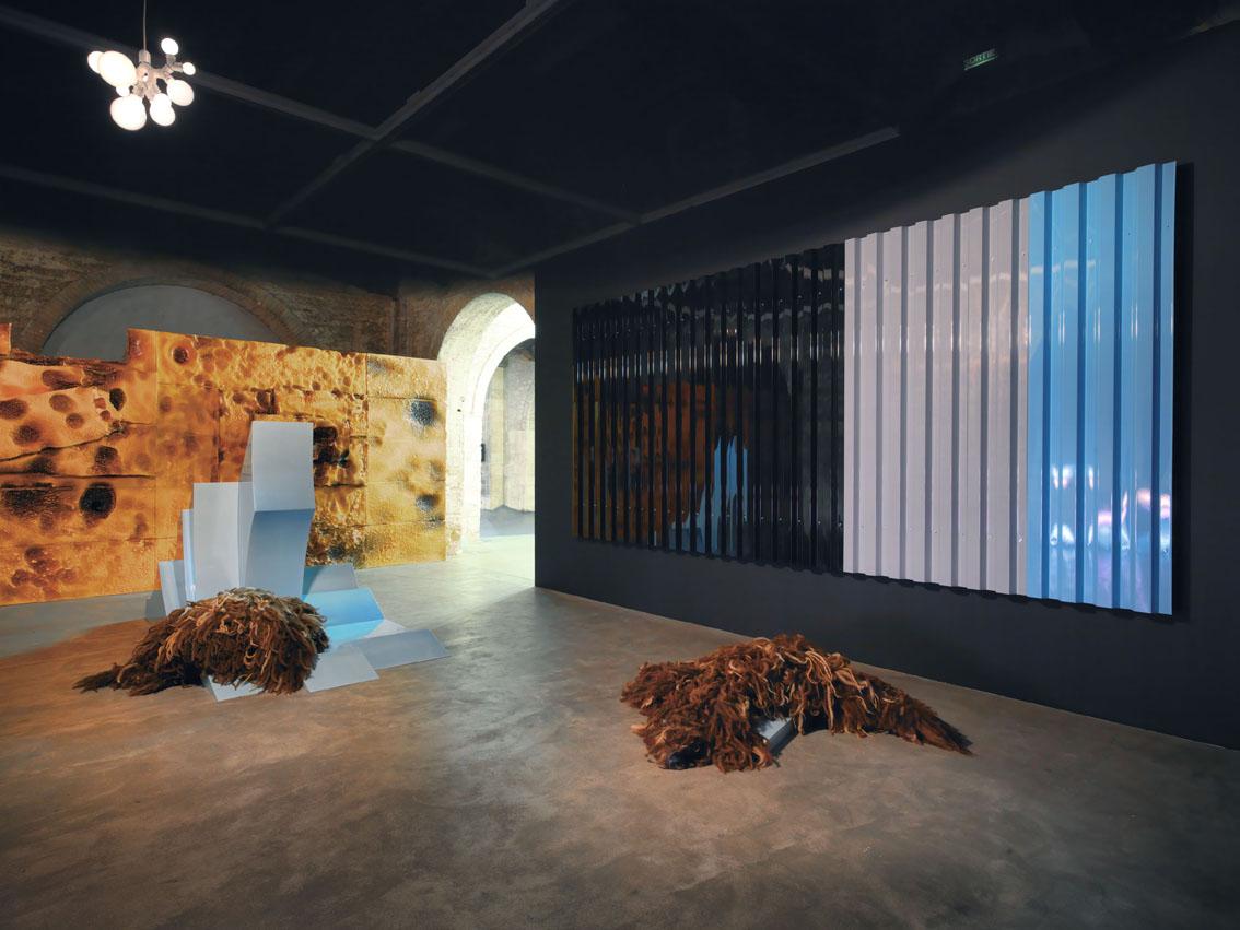 Retour vers le futur CAPC art contemporain clédat petitpierre Zébra3 Buy-Sellf
