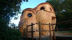 Refuge hiboux - owl shelter