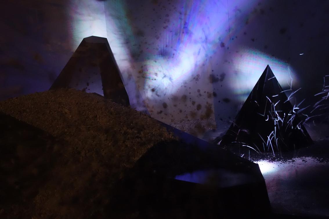 Irwin Marchal Crystal Palace Place Parlement Bordeaux exposition art contemporai