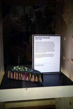 Laurent Kropf Crystal Palace Place Parlement Bordeaux exposition art