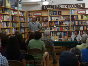 Five tips for a successful bookstore reading