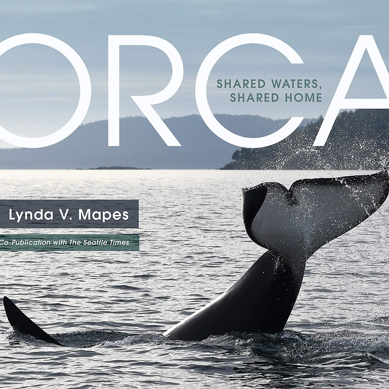 ORCA Book event at Browsers Books (Virtual)