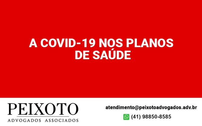 COVID-19 e os Planos de Saúde