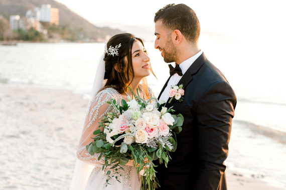 Persian wedding hotel Garza Blanca
