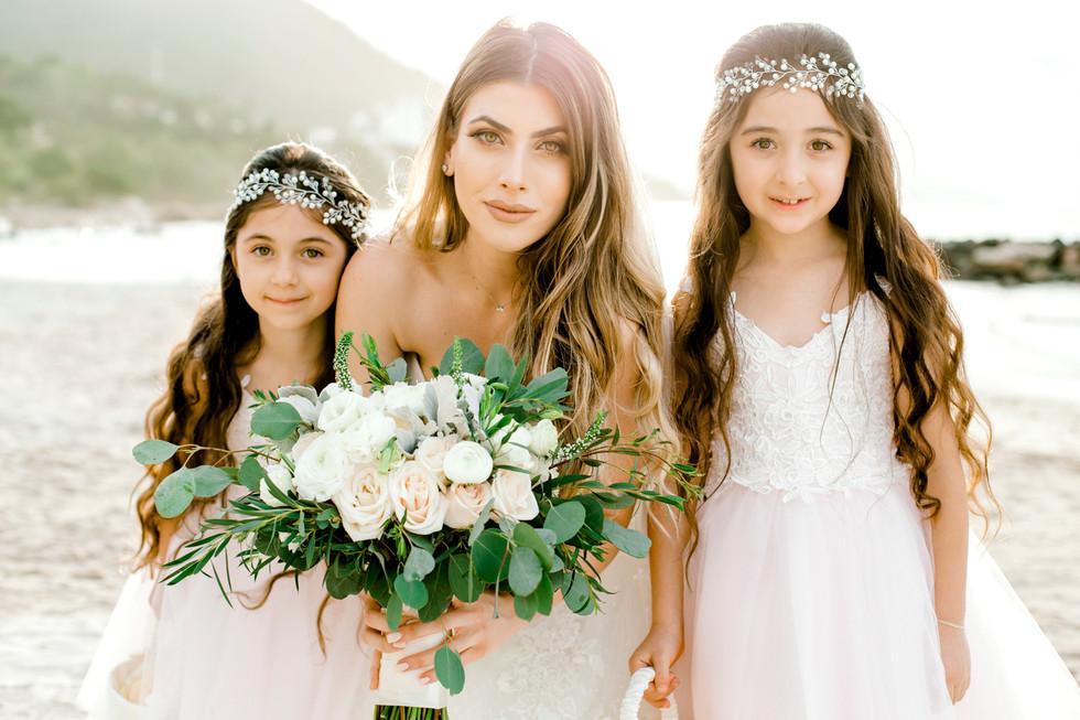 Wedding Mousai & Garza Blanca