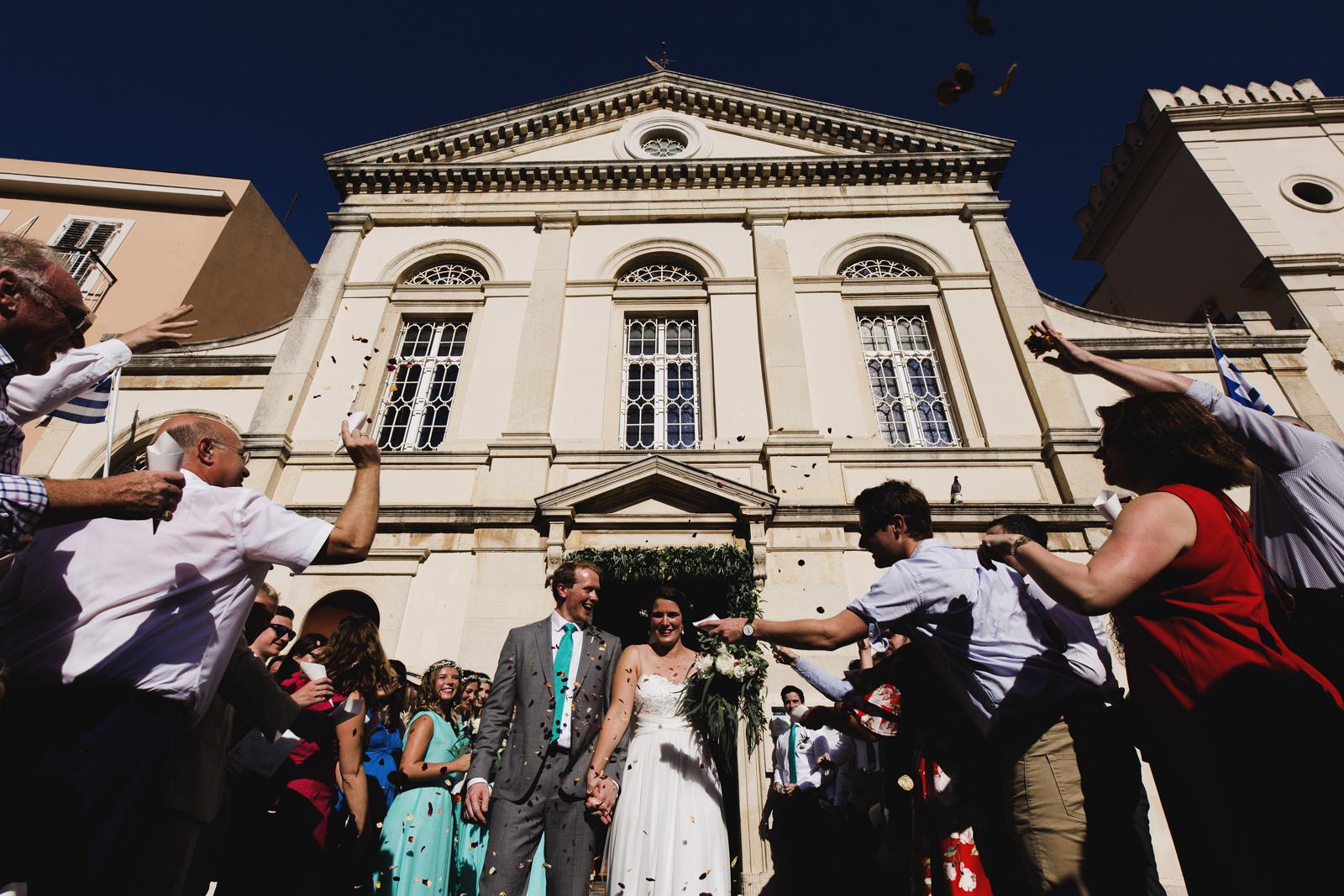 Wedding  Corfu Greece