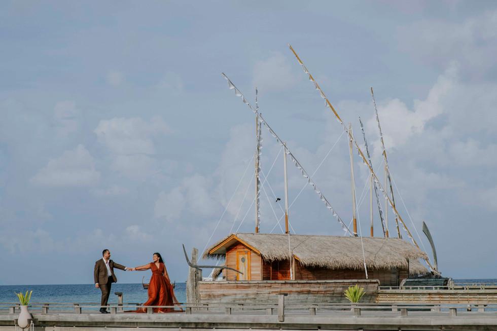 Milaidhoo Island Maldives Wedding