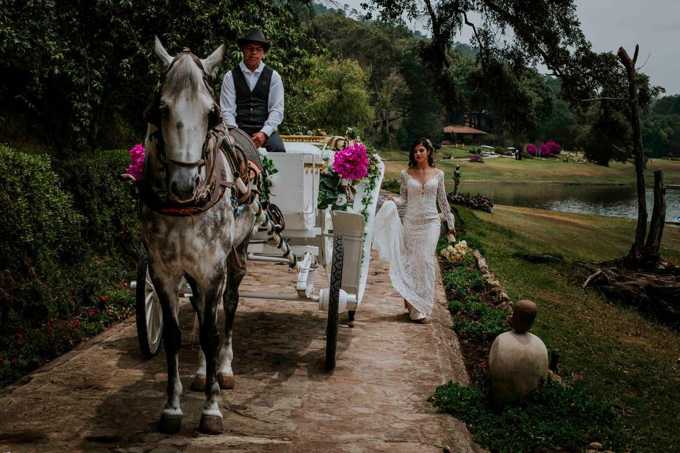 Wedding at Sierra Lago