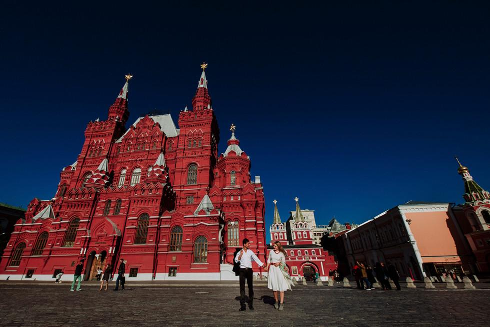 Moscow Weddings