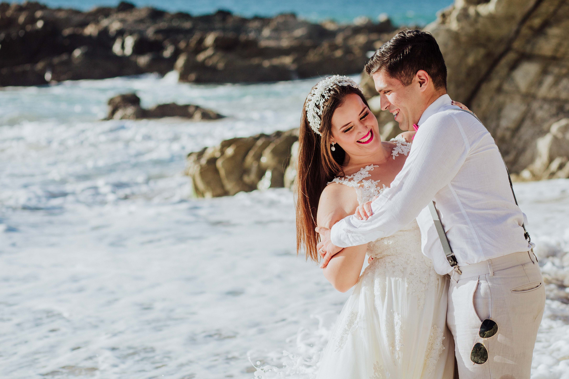 Mismaloya Trash The dress1.JPG