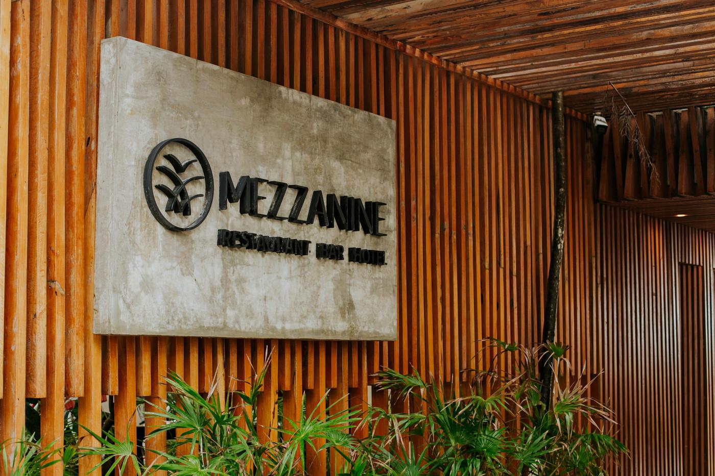 Hotel Mezzanine Engagement Photo Session