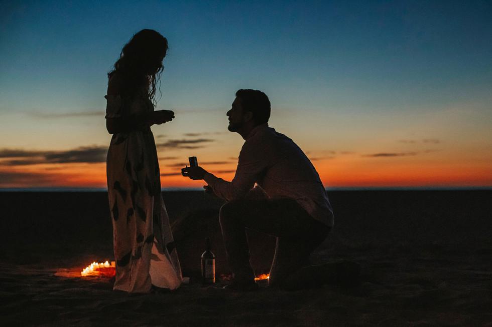 Engagement at Nuevo Vallarta