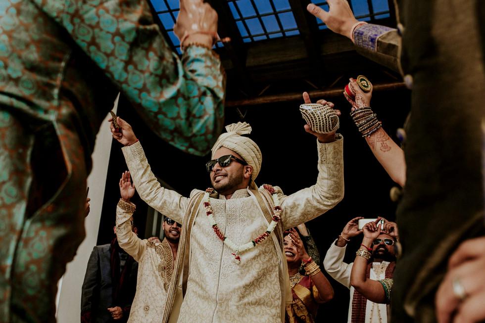 Indian Wedding at Grand Velas Nuevo Vallarta