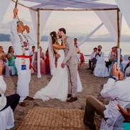 Mayan Ceremony Wedding