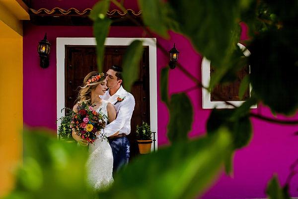 Conchas chinas wedding