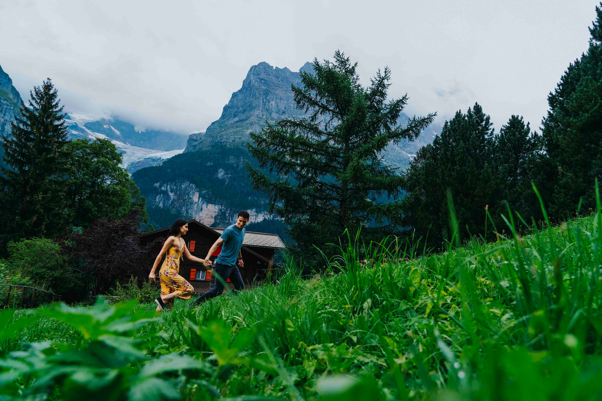 Grindelwald Photo Session