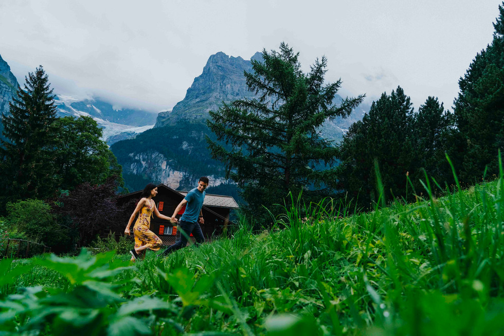 Grindelwald Photo Session