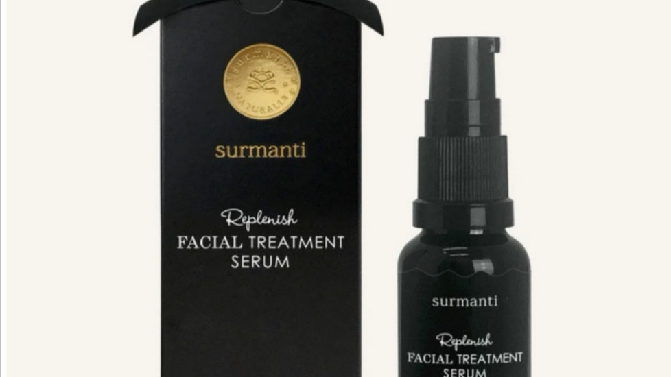 Surmanti Replenish facial treatment serum 18ml