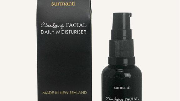 Surmanti Clarifying Facial Daily Moisturiser 50ml