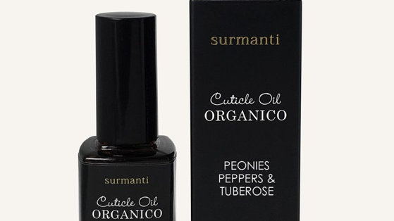 Surmanti Peonies Peppers & Tuberose Organic Cuticle Oil 12ml