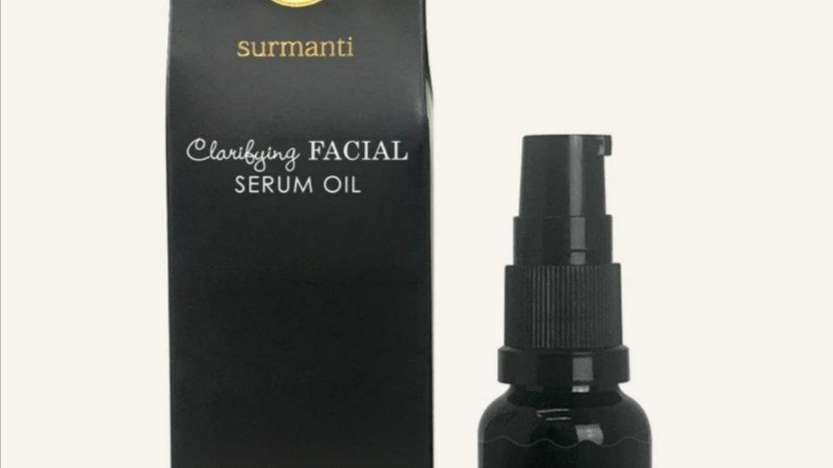 Surmanti Clarifying facial serum oil 18ml