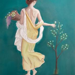 """Benedetto Suriano, """"Flora e la Rinascita della Natura"""""""