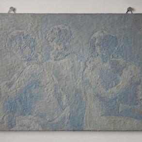 "Evgeniya Pankratova, ""Three Graces"""
