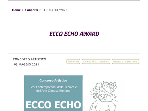 Ecco Echo Prize announced at GAI