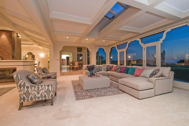 San Diego Living Space