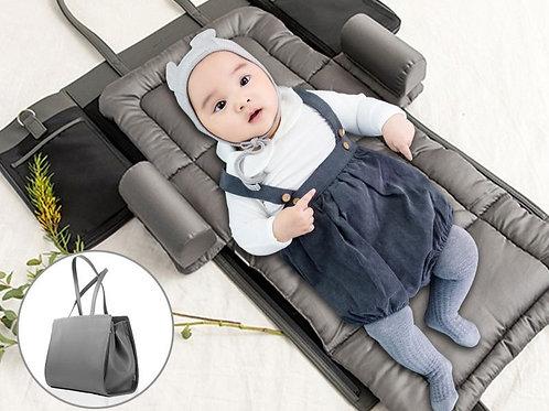 Portable Baby Crib Nestbed Kids Diaper Bag