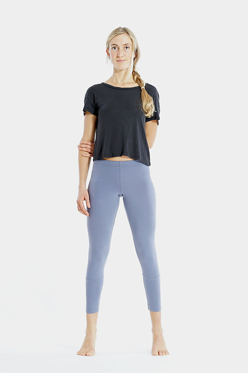 Yoga Leggings 7/8 BLUE GRANITE