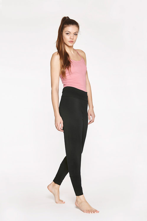 Slim Pants SOFT BLACK