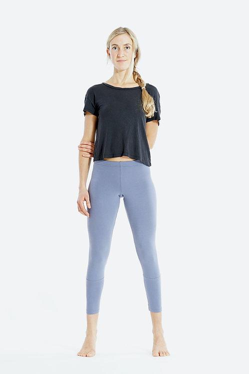 Yoga Leggings 7/8 -BLUE GRANITE